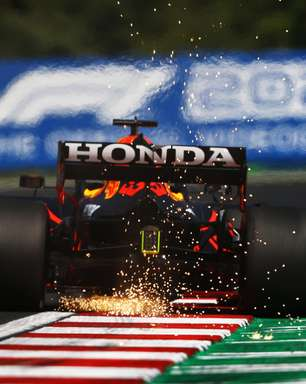 Verstappen supera Bottas e Hamilton e põe Red Bull na frente do TL1 na Hungria