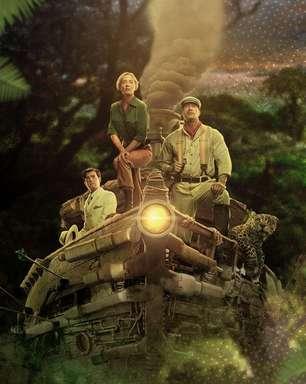 Confira a trilha sonora de Jungle Cruise