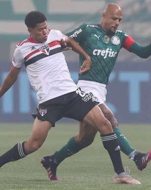 São Paulo x Palmeiras: confira as prováveis escalações, desfalques e onde assistir ao clássico