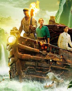 """Filmes online: """"Jungle Cruise"""" e outras opções de cinema em casa"""