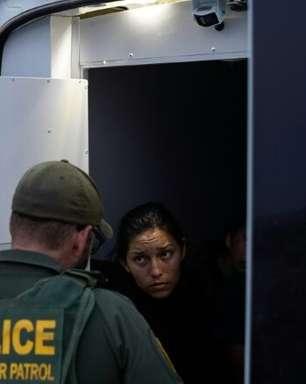 EUA deportam famílias de imigrantes para América Central