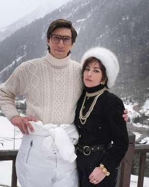 Saiu o trailer que mostra Adam Driver e Lady Gaga como Sr. e Sra. Gucci