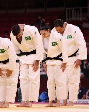 Brasil perde para Holanda e vai para a repescagem no judô por equipes