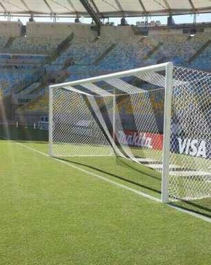 Redes dos gols do Maracanã viram pulseiras em lote limitado e boleiros aderem a moda