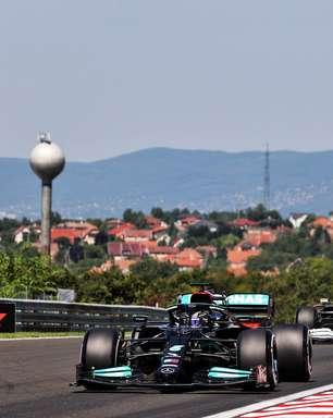 Hamilton garante a oitava pole position para o GP da Hungria de F1