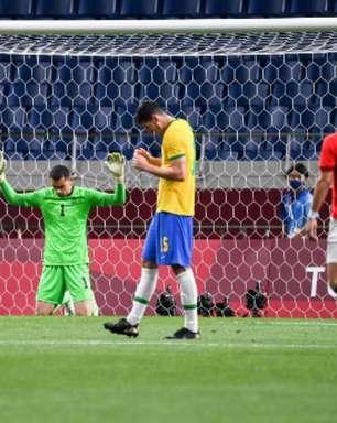 Nino elogia consistência defensiva do Brasil nos Jogos Olímpicos