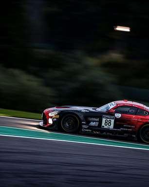 Assista ao vivo as 24 Horas de Spa-Francorchamps