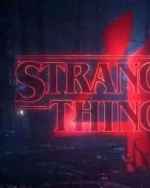 Novidades de Stranger Things chegarão em breve