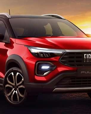 Fiat Pulse foi destaque da semana; o que já sabemos do novo SUV