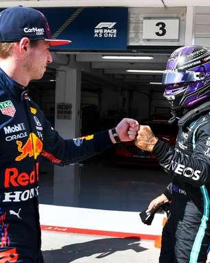 Galeria: confira as imagens da pole position de Hamilton na Hungria