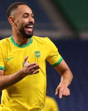 Matheus Cunha ainda é dúvida na Seleção Olímpica para final