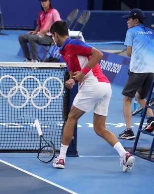 Djokovic é surpreendido de novo, e Carreño Busta leva bronze