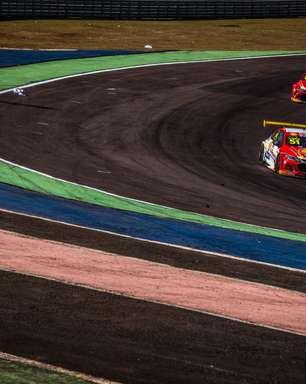 Assista ao vivo a classificação para a etapa de Curitiba da Stock Car
