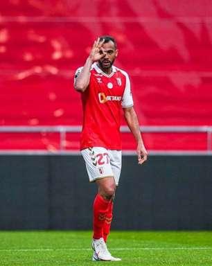 Na quinta temporada pelo Braga, Fransérgio já encara primeira decisão
