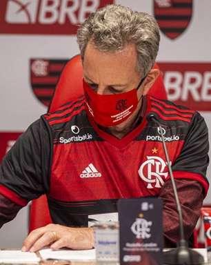 Flamengo divulga balanço trimestral com valores 'confortáveis' e diz estar com 'saúde financeira'
