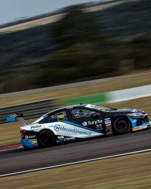 Lapenna lidera primeiro treino da Stock Car em Curitiba