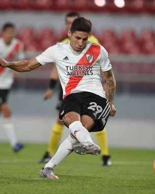 Jorge Jesus quer levar lateral do River Plate para o Benfica
