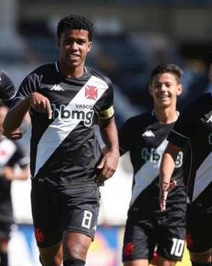 Meninos da Colina: Vasco goleia o Cruzeiro e enfrenta o Flamengo na final do Brasileirão Sub-17