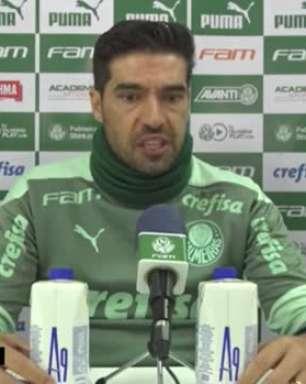 """PALMEIRAS: """"Esperava mais"""", confessa Abel Ferreira ao avaliar o empate sem gols contra o São Paulo"""