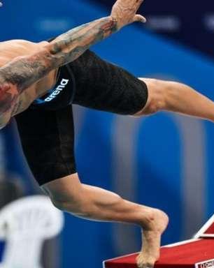 Bruno Fratus conquista medalha de bronze nos 50m livre da Olimpíada de Tóquio