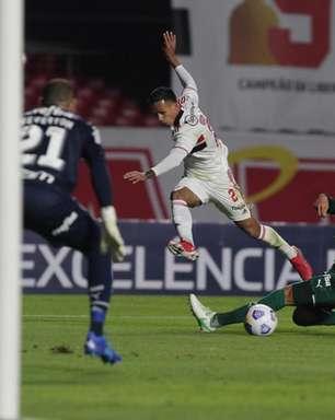 Auxiliar do VAR no jogo entre São Paulo e Palmeiras já foi punido por erros contra o Tricolor