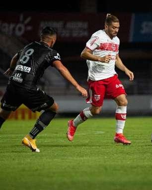 Em Alagoas, CRB e Ponte Preta empatam pela Série B do Brasileirão
