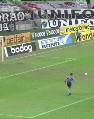 SÉRIE A: Gols de Atlético-MG 2 x 0 Athletico-PR