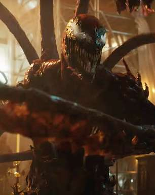 "Trailer de ""Venom 2"" apresenta Carnificina"