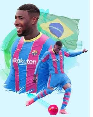 Galo pode receber bônus milionário com chegada do lateral Emerson ao Barcelona