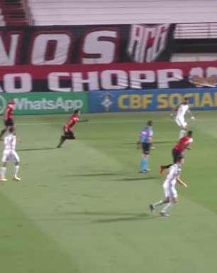 SÉRIE A: Gols de Atlético-GO 1 x 1 América-MG