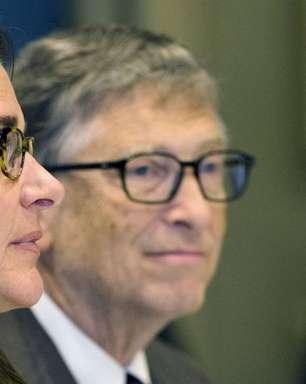 Bill Gates e Melinda French se divorciam oficialmente, diz Business Insider
