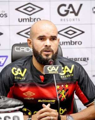 José Welison acredita em reação do Sport no Brasileirão e foca em bons resultados dentro de campo