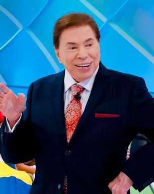 """Silvio Santos ironiza Faustão fora da Globo: """"Na rua da amargura"""""""