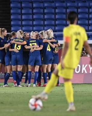 Suécia derrota Austrália e encara Canadá em busca pelo ouro olímpico