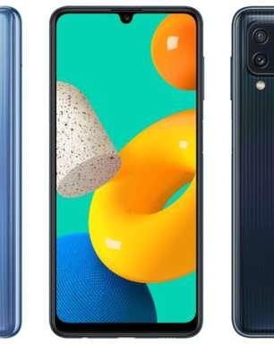 Samsung Galaxy M32 chega ao Brasil com tela de 90 Hz e bateria de 5.000 mAh