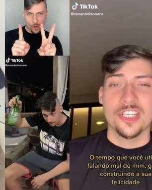 Filho 04 de Bolsonaro faz dancinhas, sensualiza e dá tiros