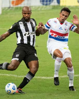 Ceará vence e se aproxima da briga por Libertadores