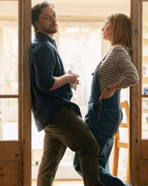 James McAvoy e Sharon Horgan tentam sobreviver à quarentena em trailer de comédia