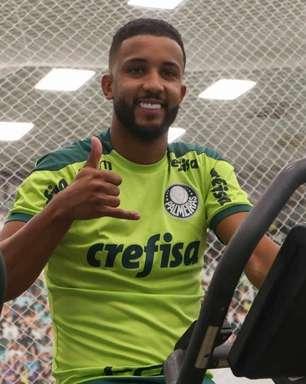 Jorge e Borja aparecem no BID e estão liberados para jogar pelo Palmeiras