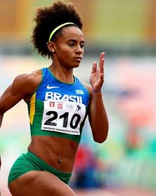 Tiffani Marinho fica fora da semifinal dos 400m na Olimpíada