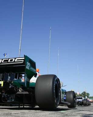 Juncos volta ao grid da Indy em 2021 com parceria de ex-acionista da Williams
