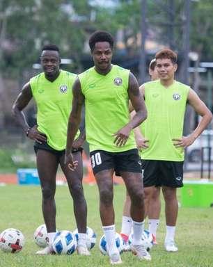 Vivendo ótimo momento na Tailândia, Evson espera ano positivo no Chiamgmai United