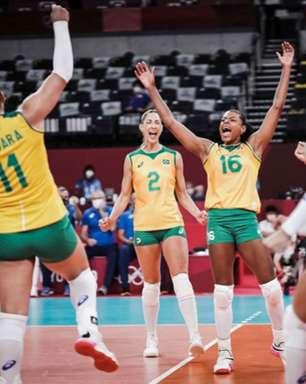 Vôlei feminino: saiba quando será o próximo confronto e onde assistir às partidas nos Jogos Olímpicos