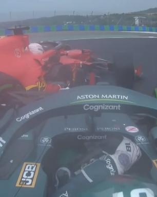 Ferrari propõe regra que transfira custos de acidentes para equipe do culpado