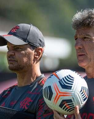 Variações táticas e novidade: como Renato pode aproveitar a primeira semana livre no Flamengo