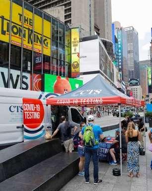 Nova York será 1ª cidade dos EUA a exigir vacinação para acesso a restaurantes e outros locais