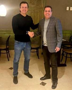 Cruzeiro anuncia a contratação do técnico Vanderlei Luxemburgo