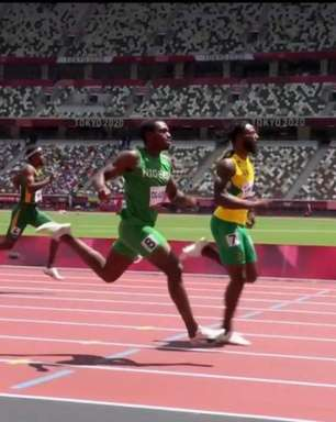 Atletismo: Brasileiros não avançam à semifinal dos 200m rasos masculino