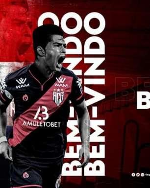 Brian Montenegro deixa o Independiente del Valle e fecha com o Atlético-GO