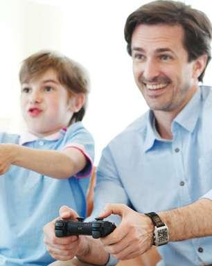 Os melhores presentes gamers para o Dia dos Pais
